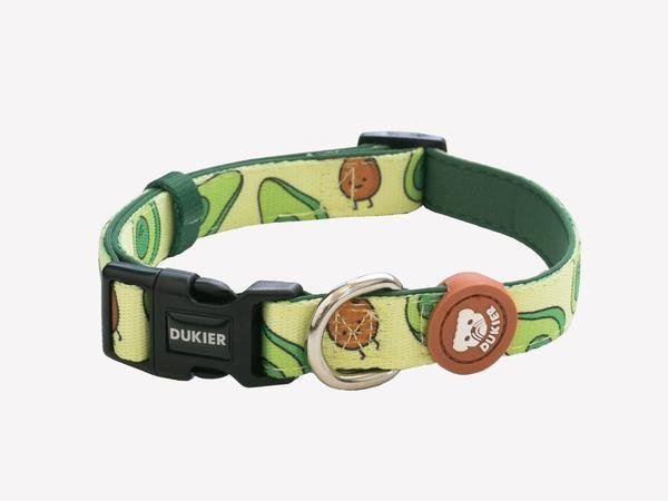 AVOCADO DOG COLLAR - Dukier Store