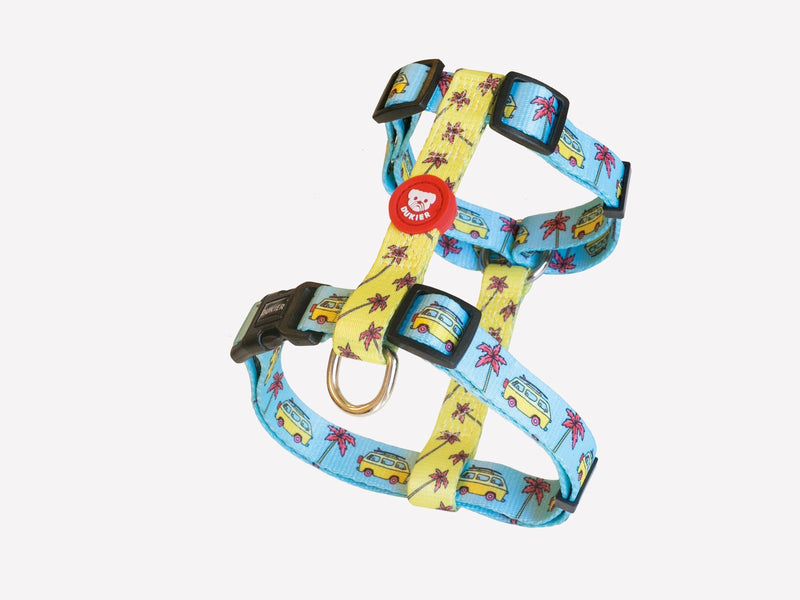 CALIFORNIA CLASSIC DOG HARNESS - Dukier Store