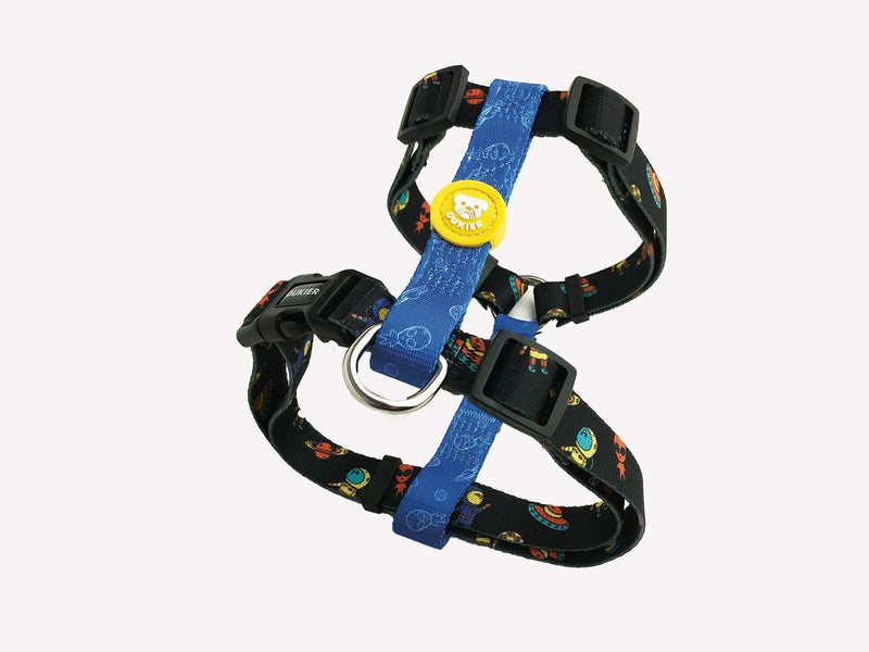 CLASSIC SPACE HARNESS FOR DOGS - Dukier Store