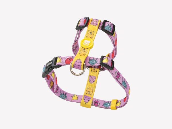 CLASSIC VIRUS HARNESS FOR DOGS - Dukier Store