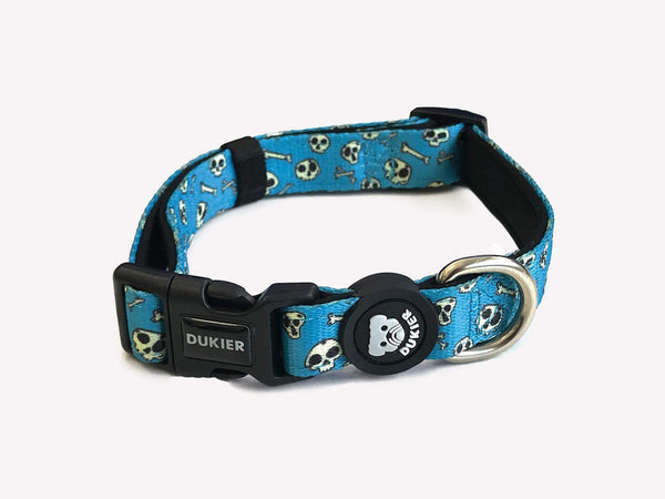 DOG SKULLS COLLAR - Dukier Store