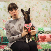 DOGTELLA REVERSIBLE DOG HARNESS - Dukier Store