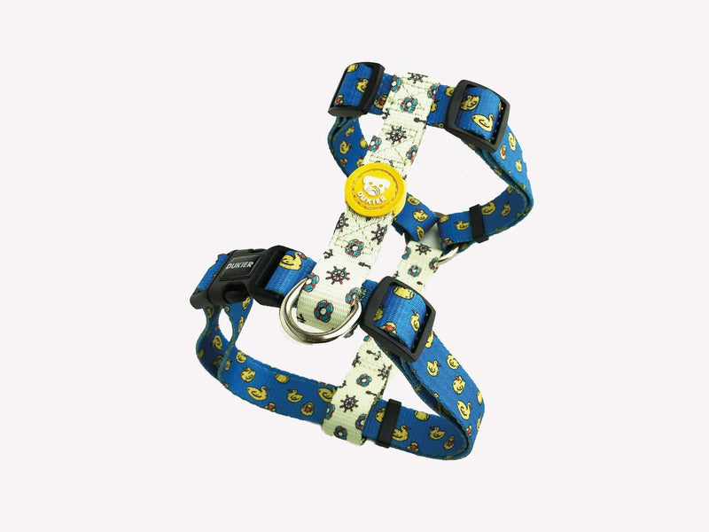 DUCKS CLASSIC DOG HARNESS - Dukier Store