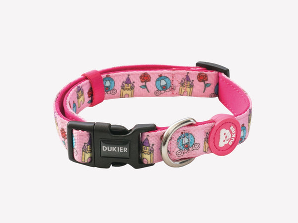 PRINCESS DOG COLLAR - Dukier Store