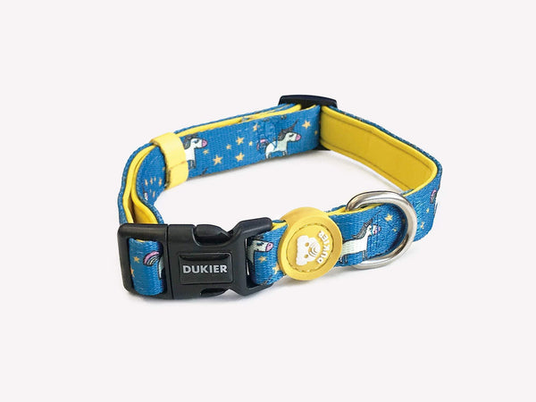 RAINBOW DOG COLLAR - Dukier Store