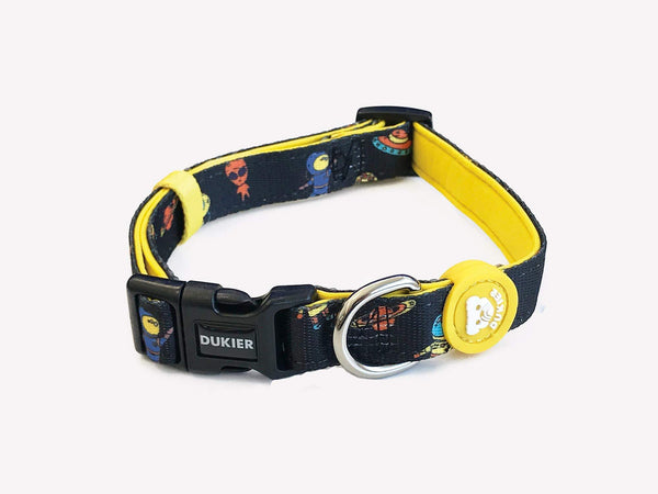 SPACE DOG COLLAR - Dukier Store