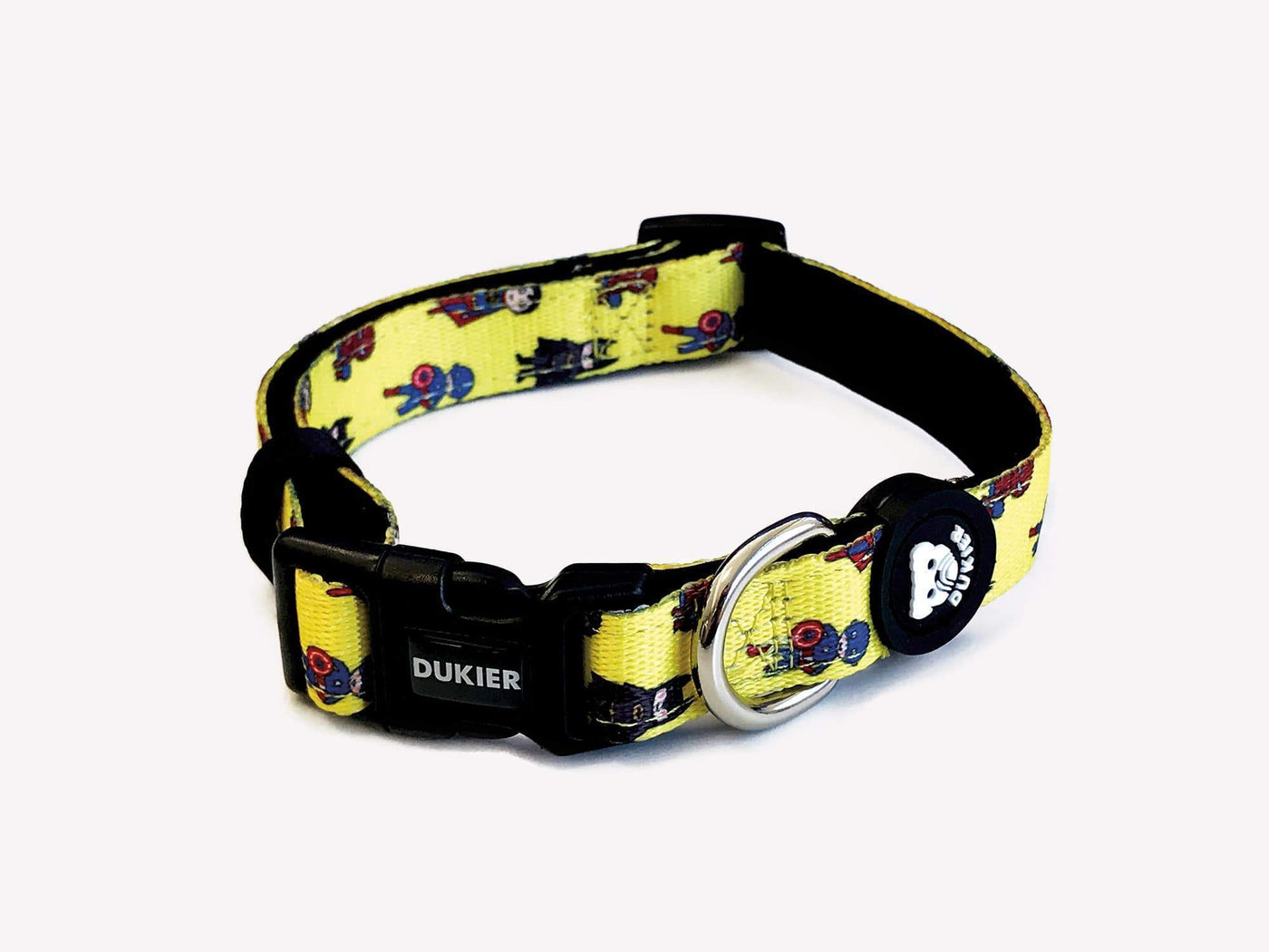 SUPERDOG DOG COLLAR - Dukier Store