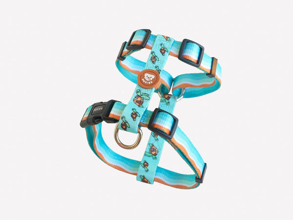 TURTLE CLASSIC DOG HARNESS - Dukier International Store