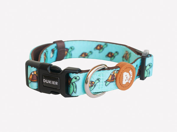 TURTLE DOG COLLAR - Dukier International Store
