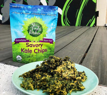 Load image into Gallery viewer, SAVORY KALE CHIPS