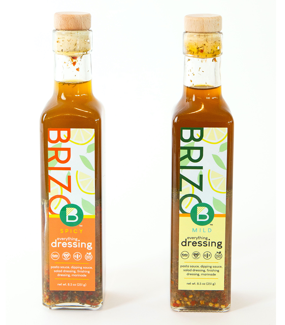 SPICY + MILD BRIZO EVERYTHING DRESSING
