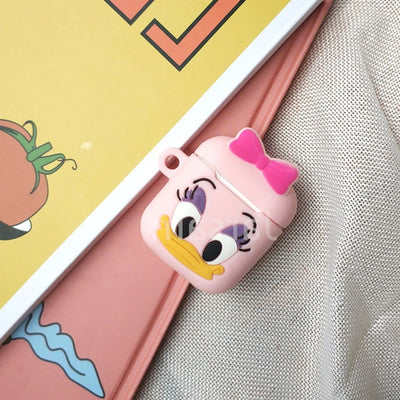 Cute Cartoon Wireless Earphone Case