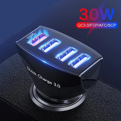 Fast Car phone Charger