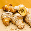 Almond Croissants (pair)