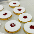 Linzer Cookies (pair)