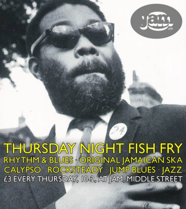 Fish Fry Night Flyer