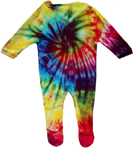 c7efddb8f Tie Dye Baby Clothes  A Daddy s Point of View