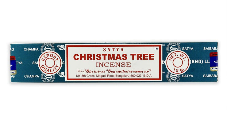Christmas Tree - Satya Incense Sticks  15g