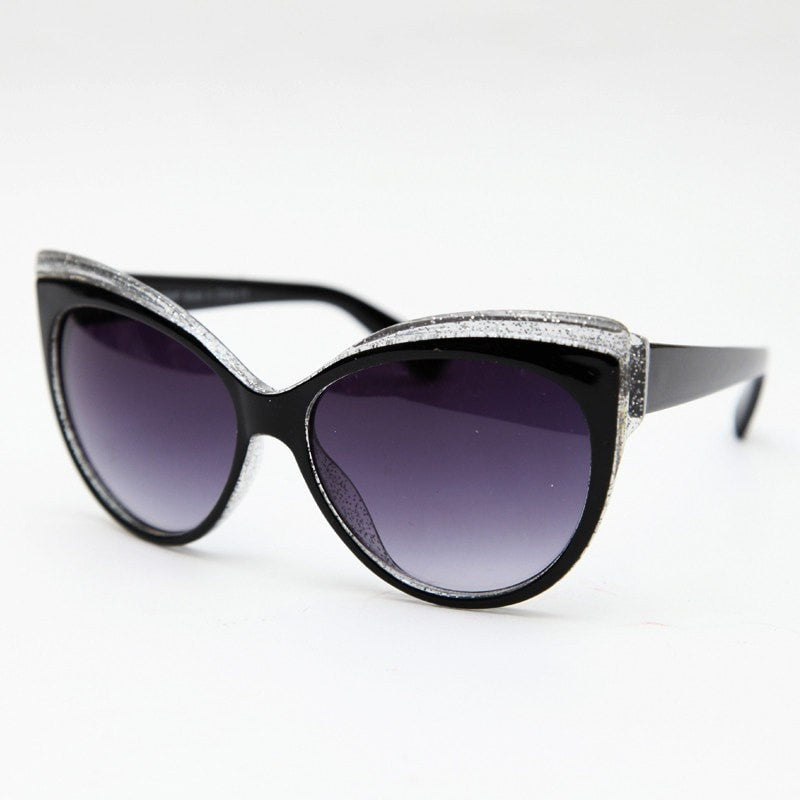 Glitter Cat Sunglasses