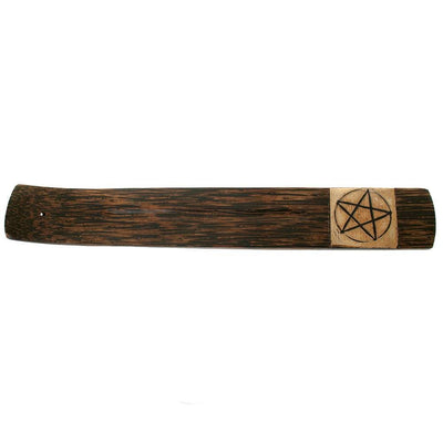 Incense Holder Pentagram