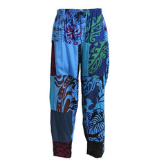 Men's Overdyed Patchwork Trousers