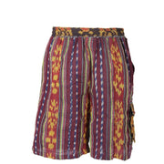 Men's Ikat Shorts..