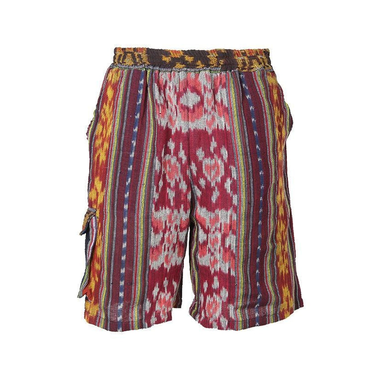 Men's Ikat Shorts