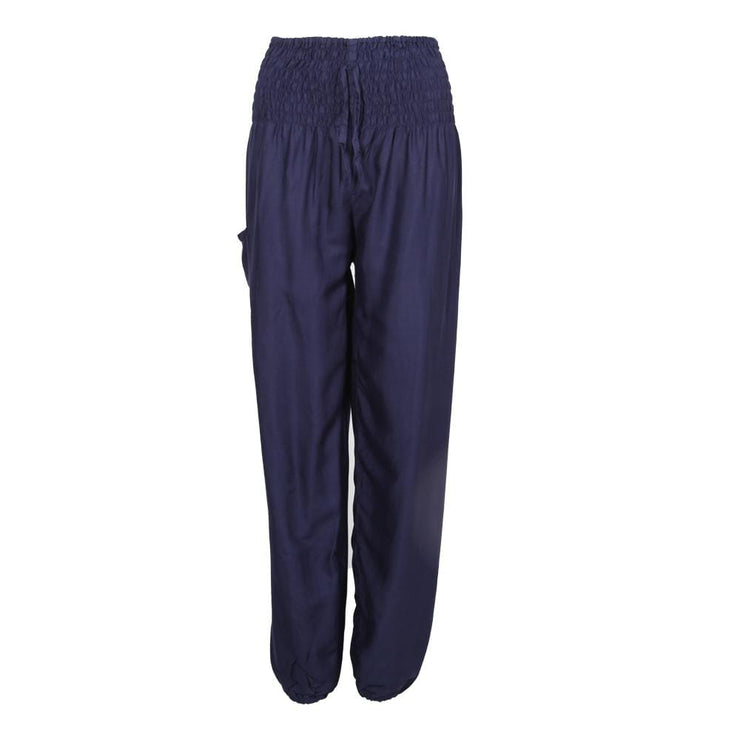 Slim Harem Trousers