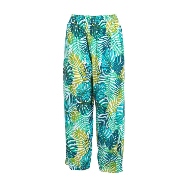 Jungle Print Trousers