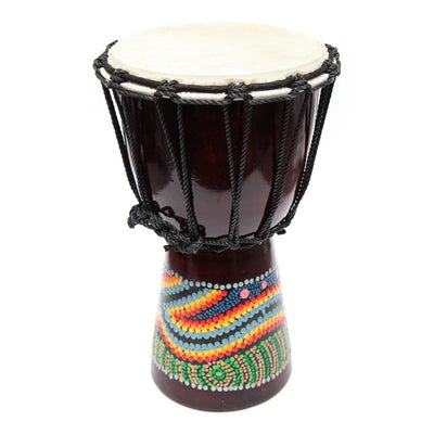 Small Drum called a Djembe