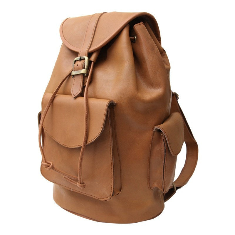 Gringo Recycled Leather Backpack