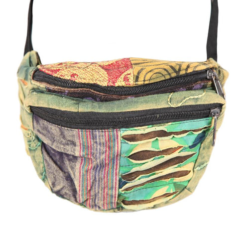Patchwork Bum Bag