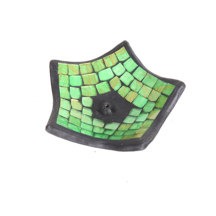 Star Mosaic Incense Holder