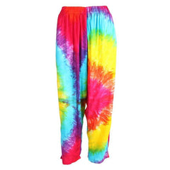 Men's Tie Dye Trousers