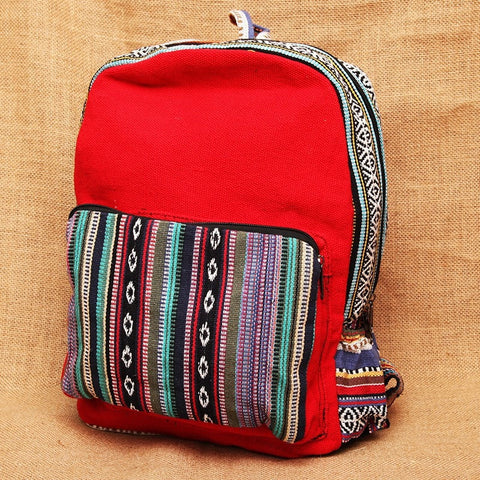 Gringo Aztec Backpack