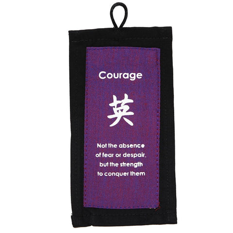 Little Affirmation Hanging Scroll