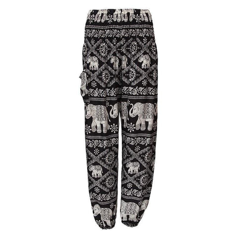 Men's Thai Elephant Harem Trousers