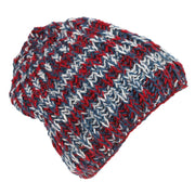 Oversized Ribbed Beanie Hat