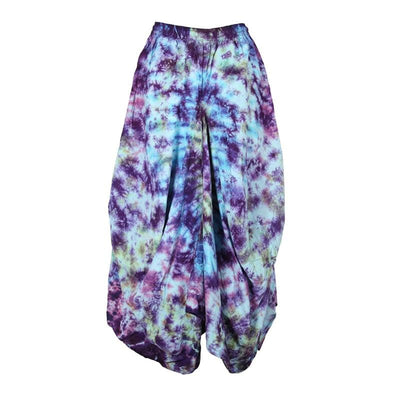 Tie Dye Balloon Skirt