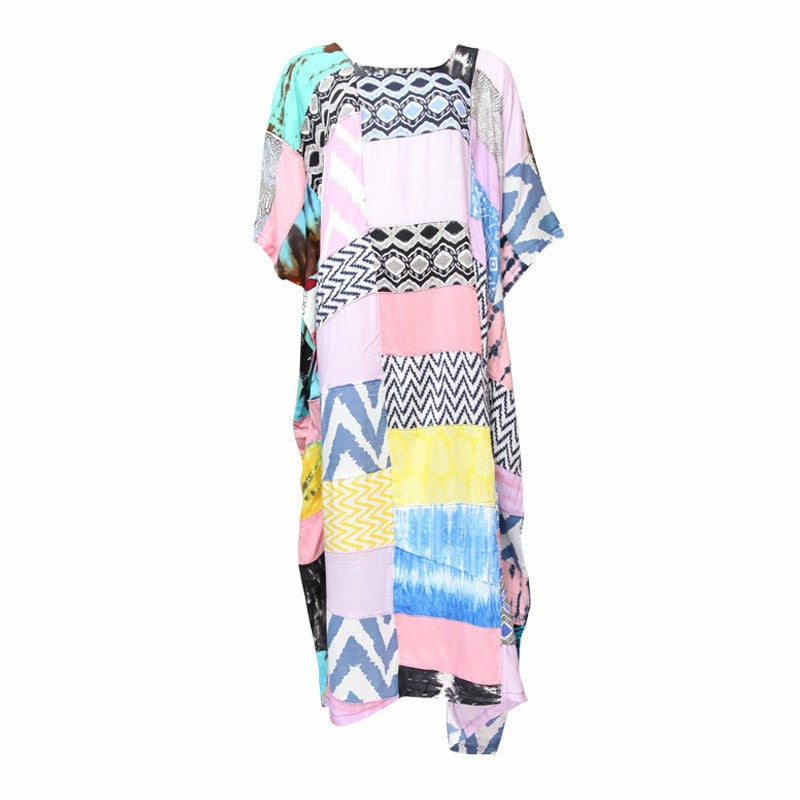 Maxi Summer Kaftan Dress
