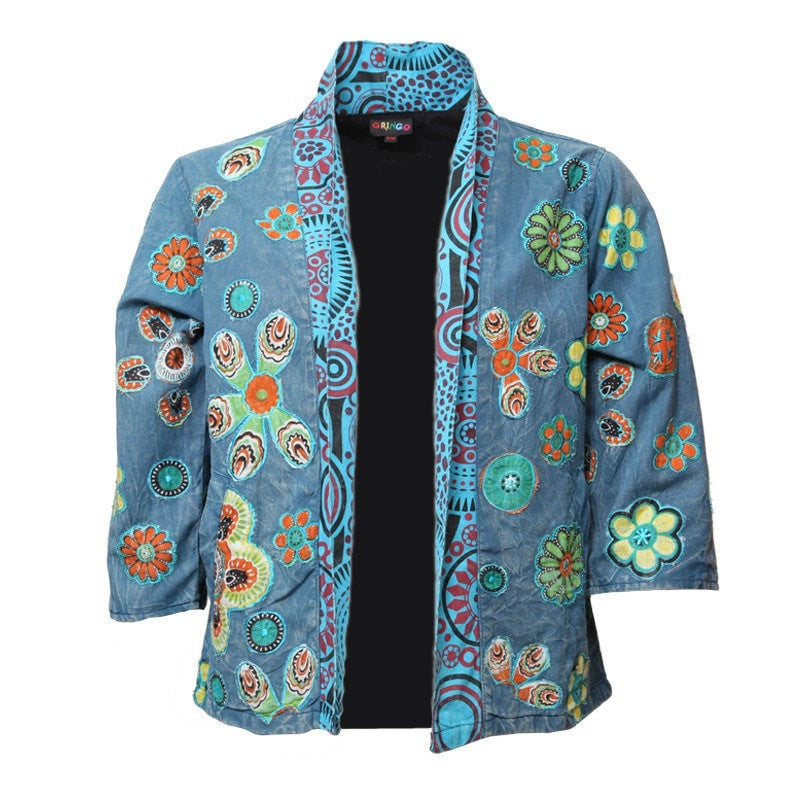 Psychedelic Trophy Jacket