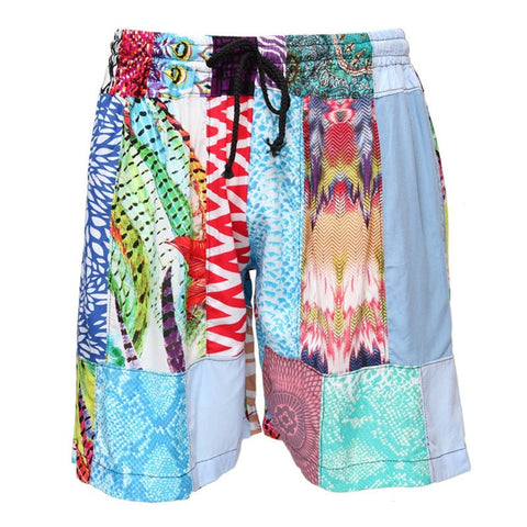 Mid Length Festival Beach Shorts