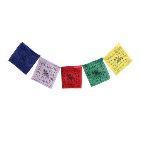 Mini Prayer Flags Fridge Magnet