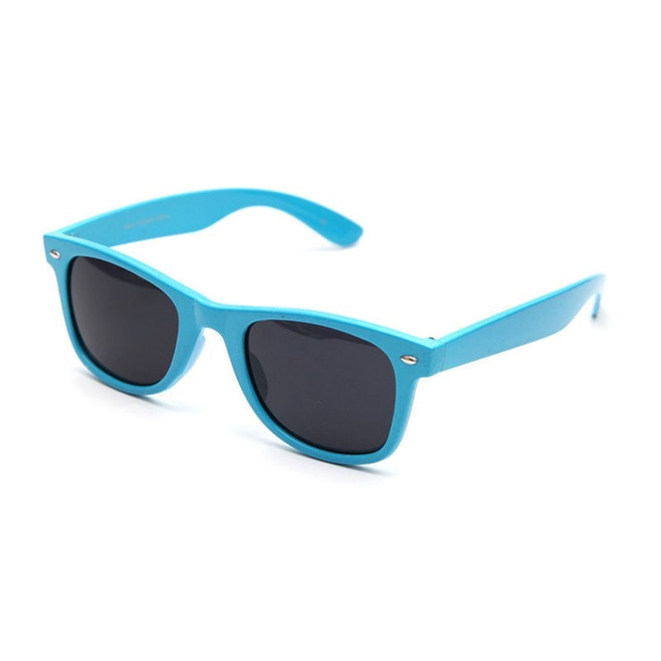 Men's Bright Wayfarer Sunglasses