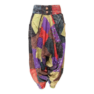 Festival Balloon Harem Pants
