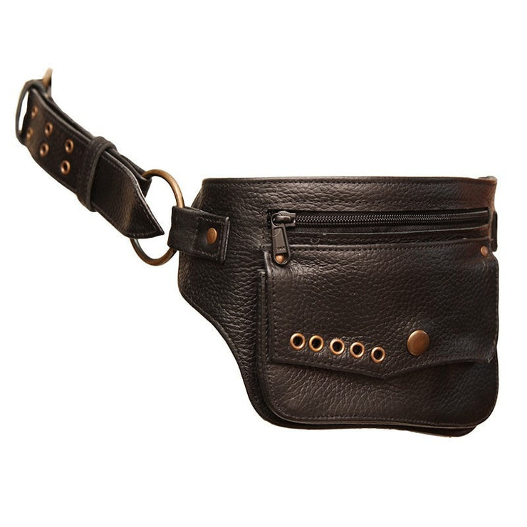 Leather Festival Bumbag
