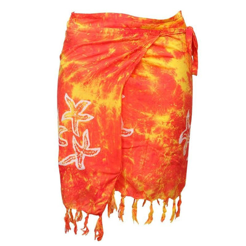 Mini Batik Beach Sarongs