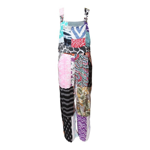 Patchwork Festival Dungarees