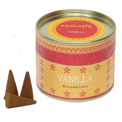 Vanilla Incense Cones