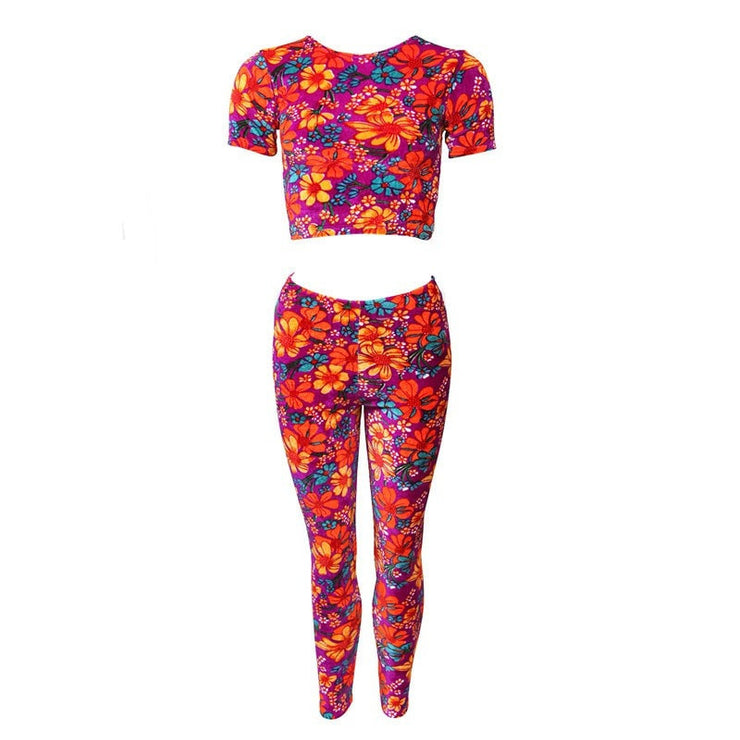 Festival Crop & Leggings Co-Ord